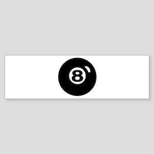 RACK 'EM Sticker (Bumper)