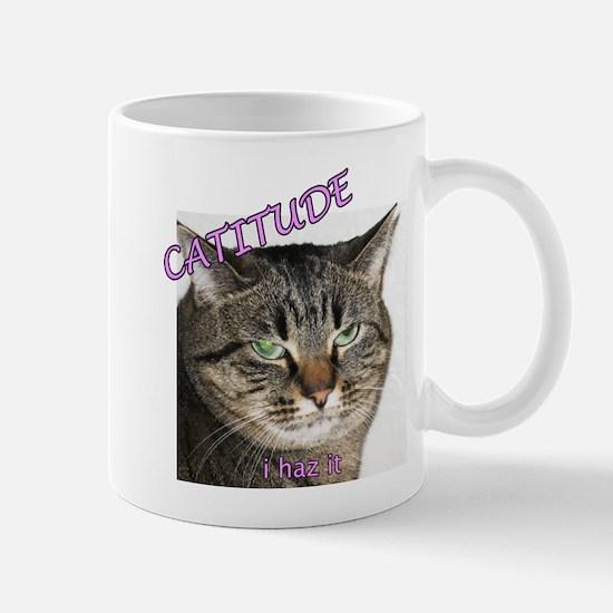 Catitude Mug