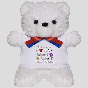 Mommy Shh Teddy Bear
