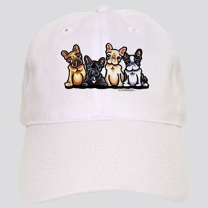 Four Frenchies Cap