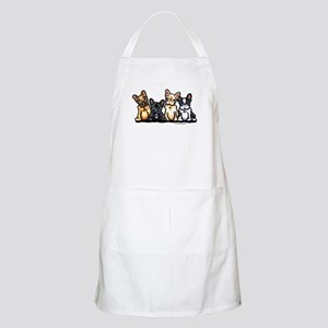 Four Frenchies Apron