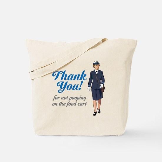Poo'd Cart Tote Bag