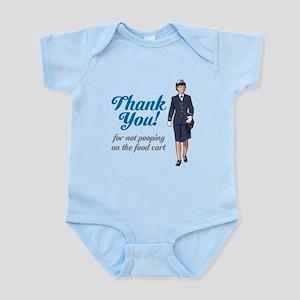 Poo'd Cart Infant Bodysuit