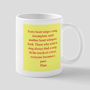 Wisdom of Plato Mug