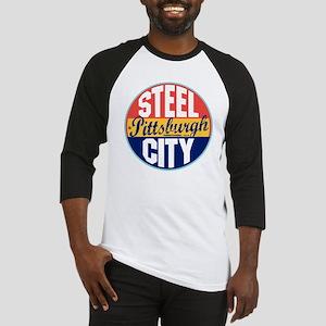 Pittsburgh Vintage Label Baseball Jersey