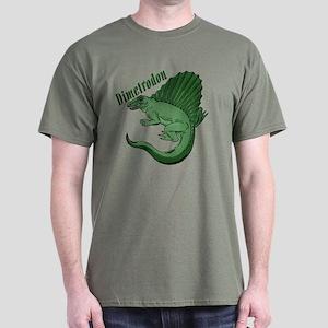 """Dimetrodon"" Dark T-Shirt"