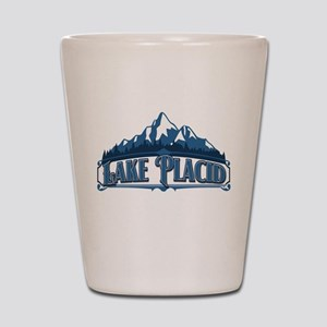 Lake Placid Blue Mountain Shot Glass