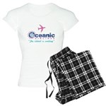 Oceanic Airlines Women's Light Pajamas