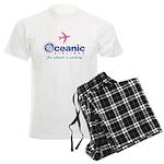 Oceanic Airlines Men's Light Pajamas