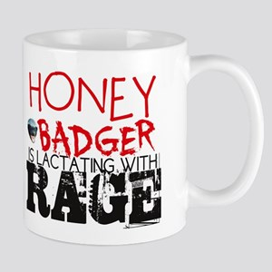 Honey Badger is Lactating wit Mug