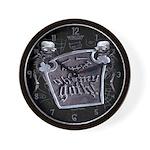 Oh My Goth! Wall Clock