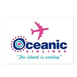 Oceanic Airlines Postcards (Package of 8)