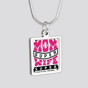 Super Mom Super Wife Necklaces