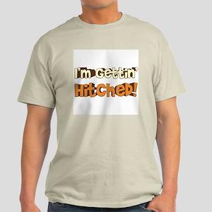 Retro I'm Gettin' Hitched Light T-Shirt