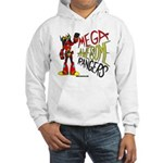 Mega Awesome Rangers Hooded Sweatshirt