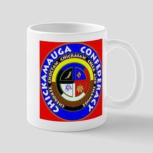 Chickamauga Confederacy Mug