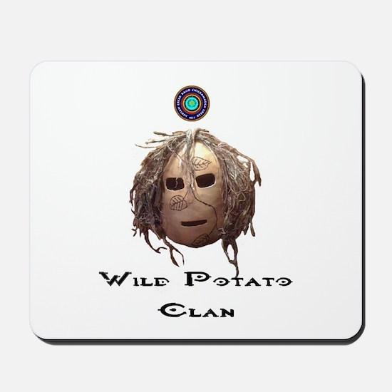 Wild Potato Clan Mousepad
