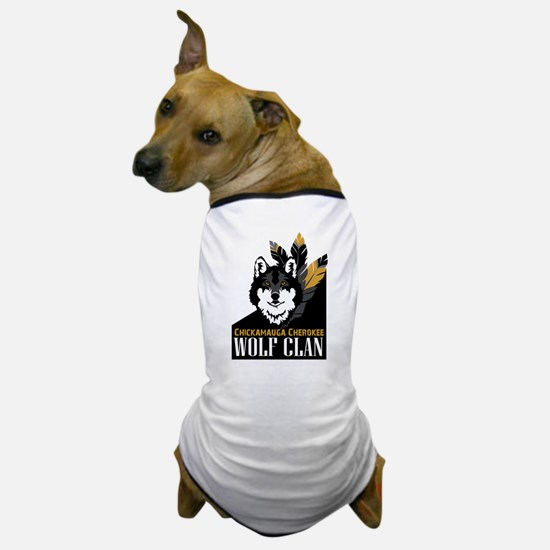 Wolf Clan Dog T-Shirt