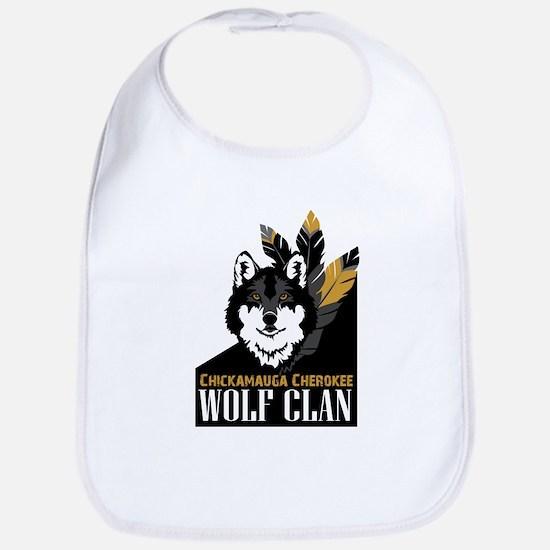 Wolf Clan Bib