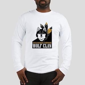 Wolf Clan Long Sleeve T-Shirt