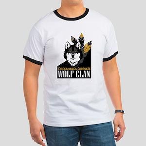 Wolf Clan Ringer T