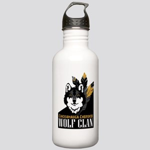 Wolf Clan Stainless Water Bottle 1.0L