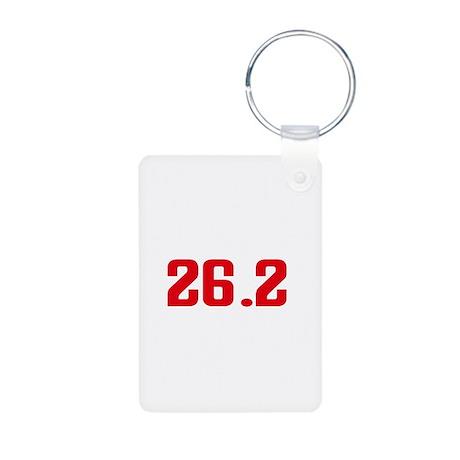 26.2 Aluminum Photo Keychain