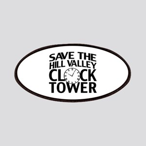 Save The Clock Tower Patches