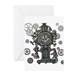 Clock Greeting Cards (Pk of 10)