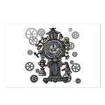 Clock Postcards (Package of 8)