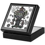 Clock Keepsake Box