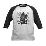 Clock Kids Baseball Jersey