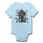 Clock Infant Bodysuit