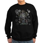 Clock Sweatshirt (dark)