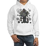 Clock Hooded Sweatshirt