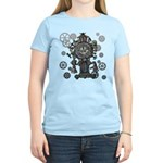 Clock Women's Light T-Shirt