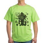 Clock Green T-Shirt