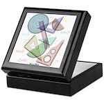 Geometry Keepsake Box
