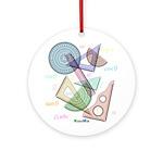 Geometry Ornament (Round)