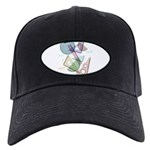 Geometry Black Cap