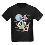 Geometry Kids Dark T-Shirt