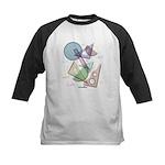 Geometry Kids Baseball Jersey