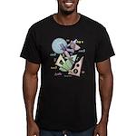 Geometry Men's Fitted T-Shirt (dark)