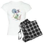Geometry Women's Light Pajamas