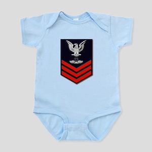 Air Traffic Controller - PO1 Infant Bodysuit