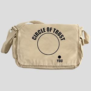 Circle of trust Messenger Bag