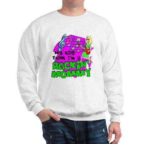 Rockin' Mommy Sweatshirt