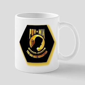 Emblem - POW - MIA Mug