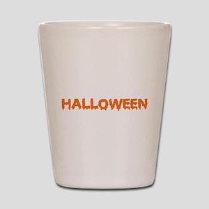 Halloween Shot Glass