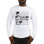 Lincoln's Hat Long Sleeve T-Shirt